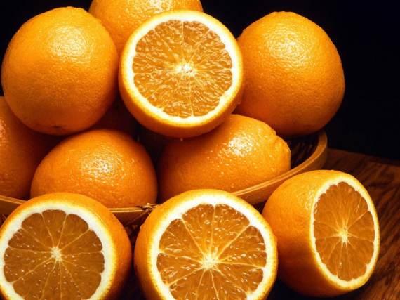 Organic Navel Oranges!